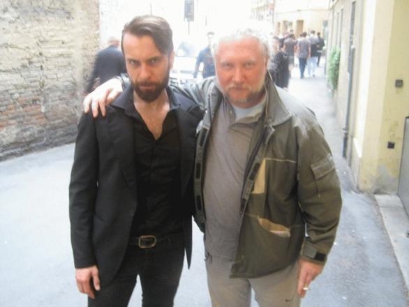Angelo-Berti-Mauro-Corradini- Vincent Books